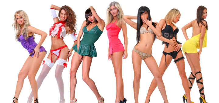 Inhabitants of dating sites. We distinguish and apply. Part 1. Women.
