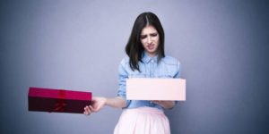 What to give is not worth the birthday girl
