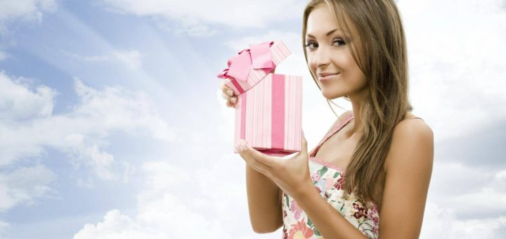 What to present to the girl